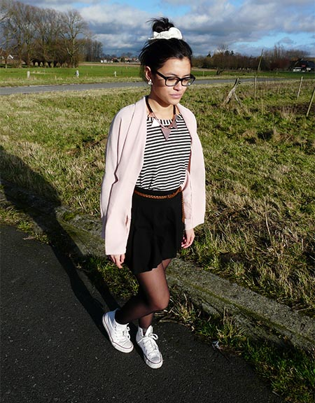 Outfit of the day zonder jas