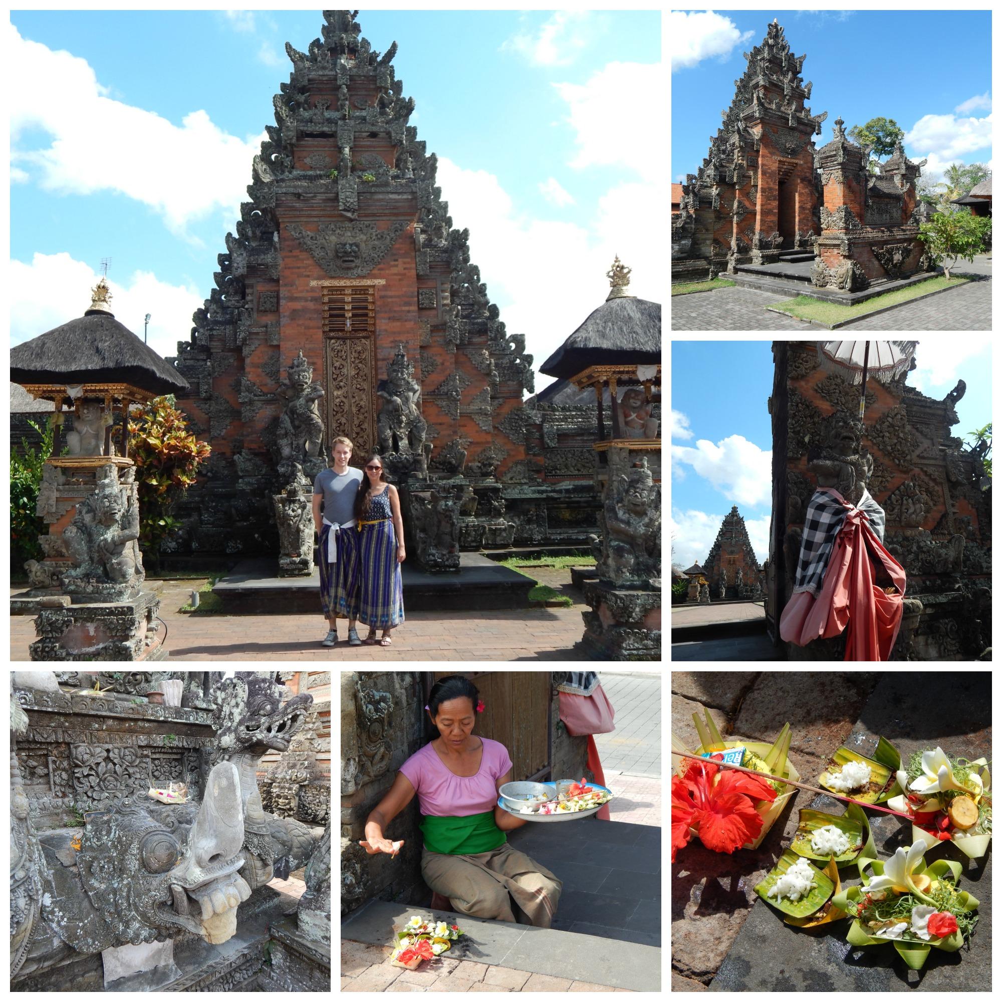 Tempel complex 2 Bali