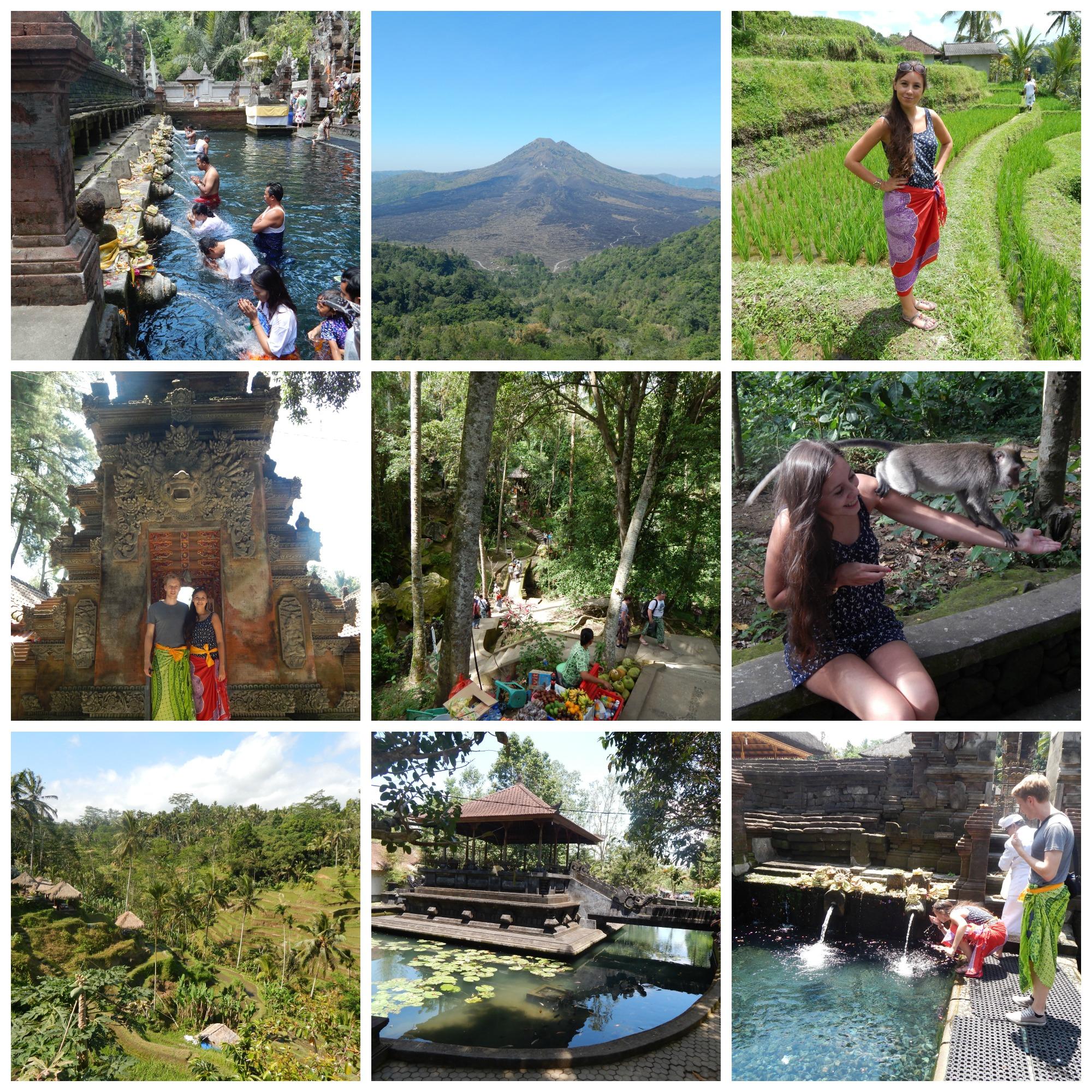 Ubud Bali collage 2