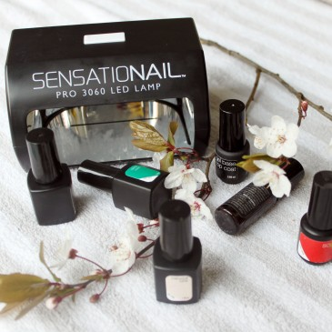 Beauty: Sensationail Starter Kit