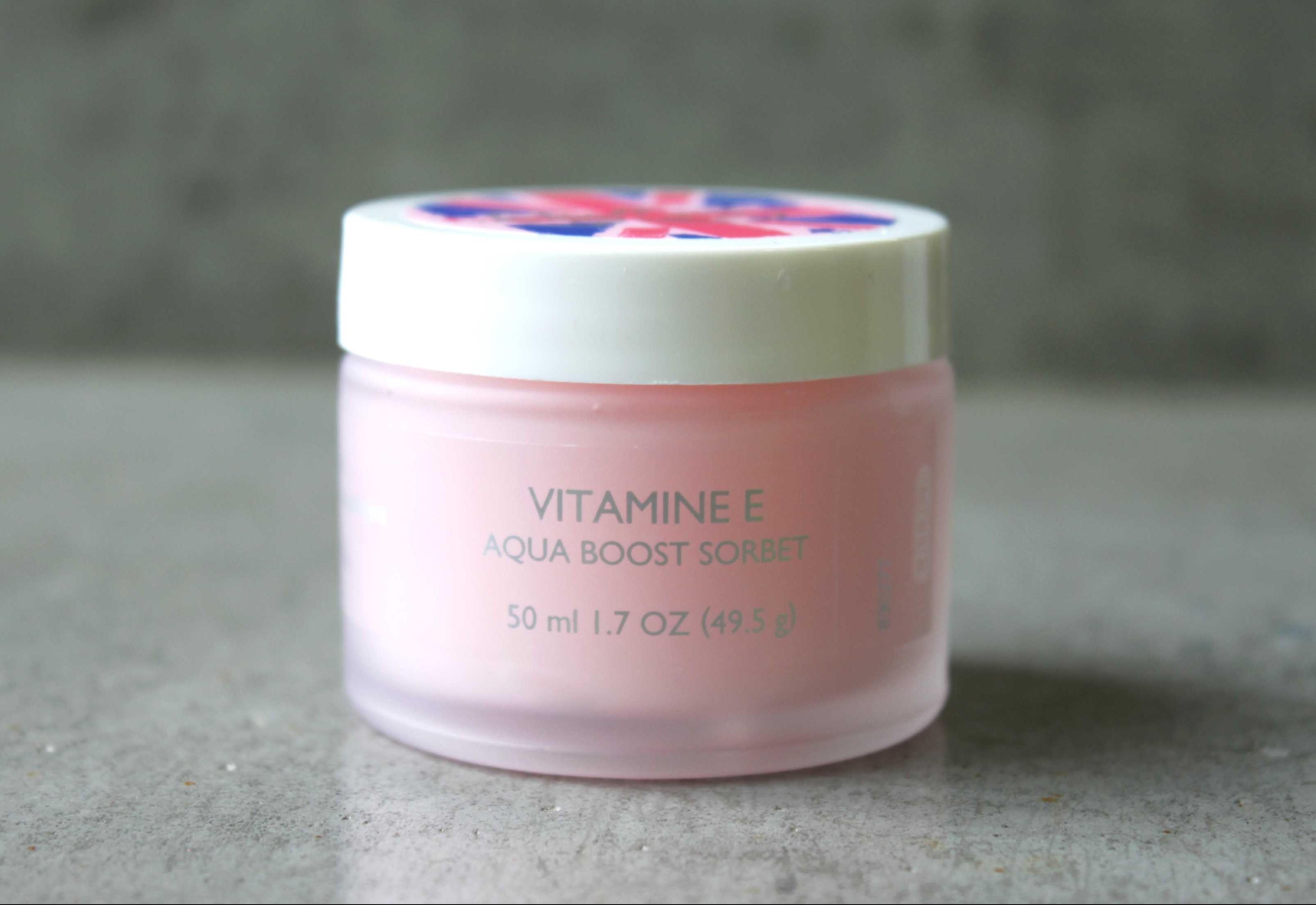 Vitamine E Aqua Boost Sorbet