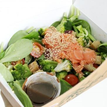 Hotspot: Zukini Salad Bar