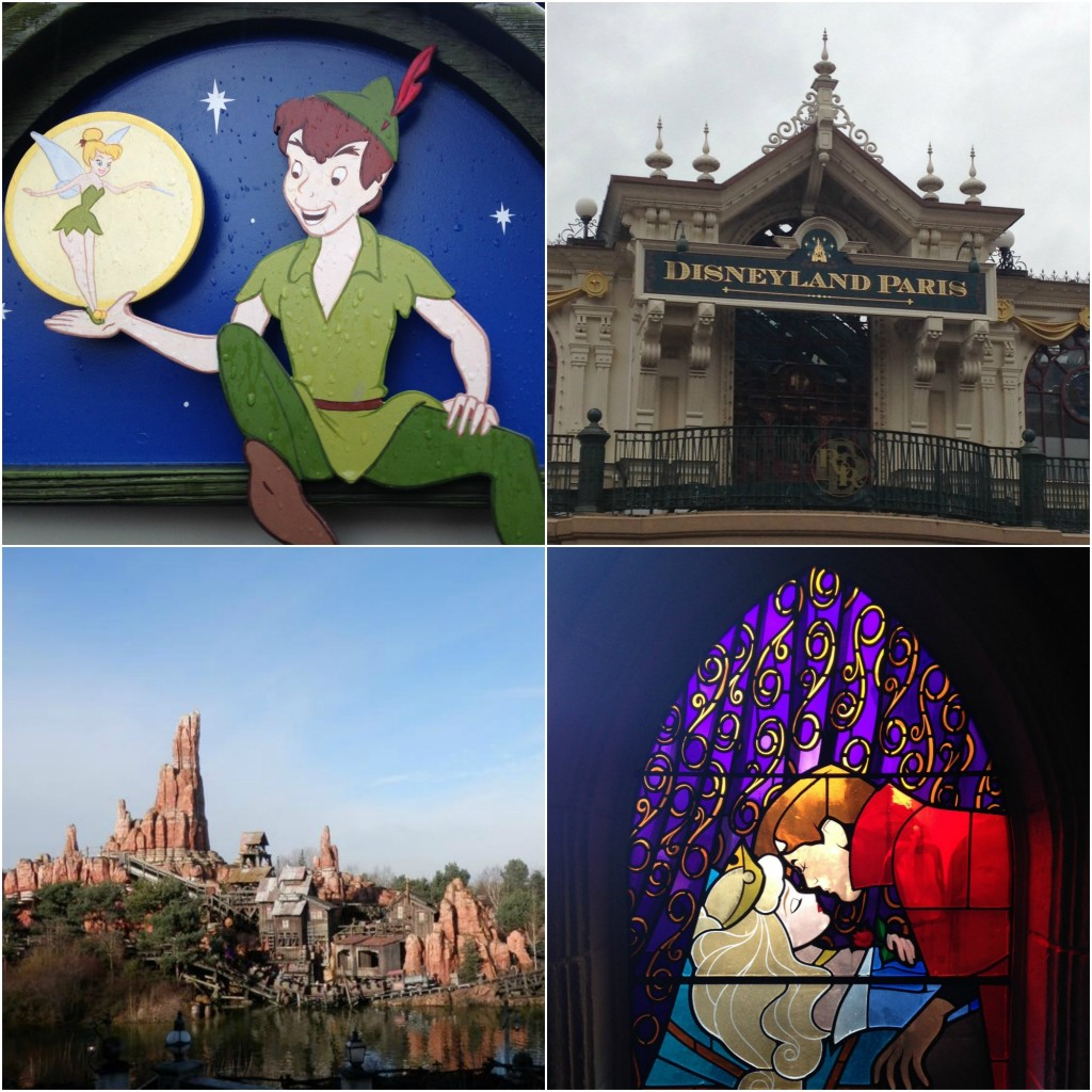 disneylandCollage