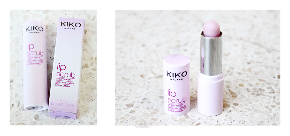 Kiko lipscrub
