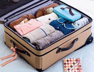 Travel: je koffer inpakken als een baas