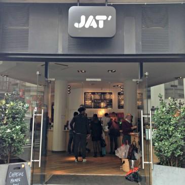 Hotspot: JAT' – Brussel