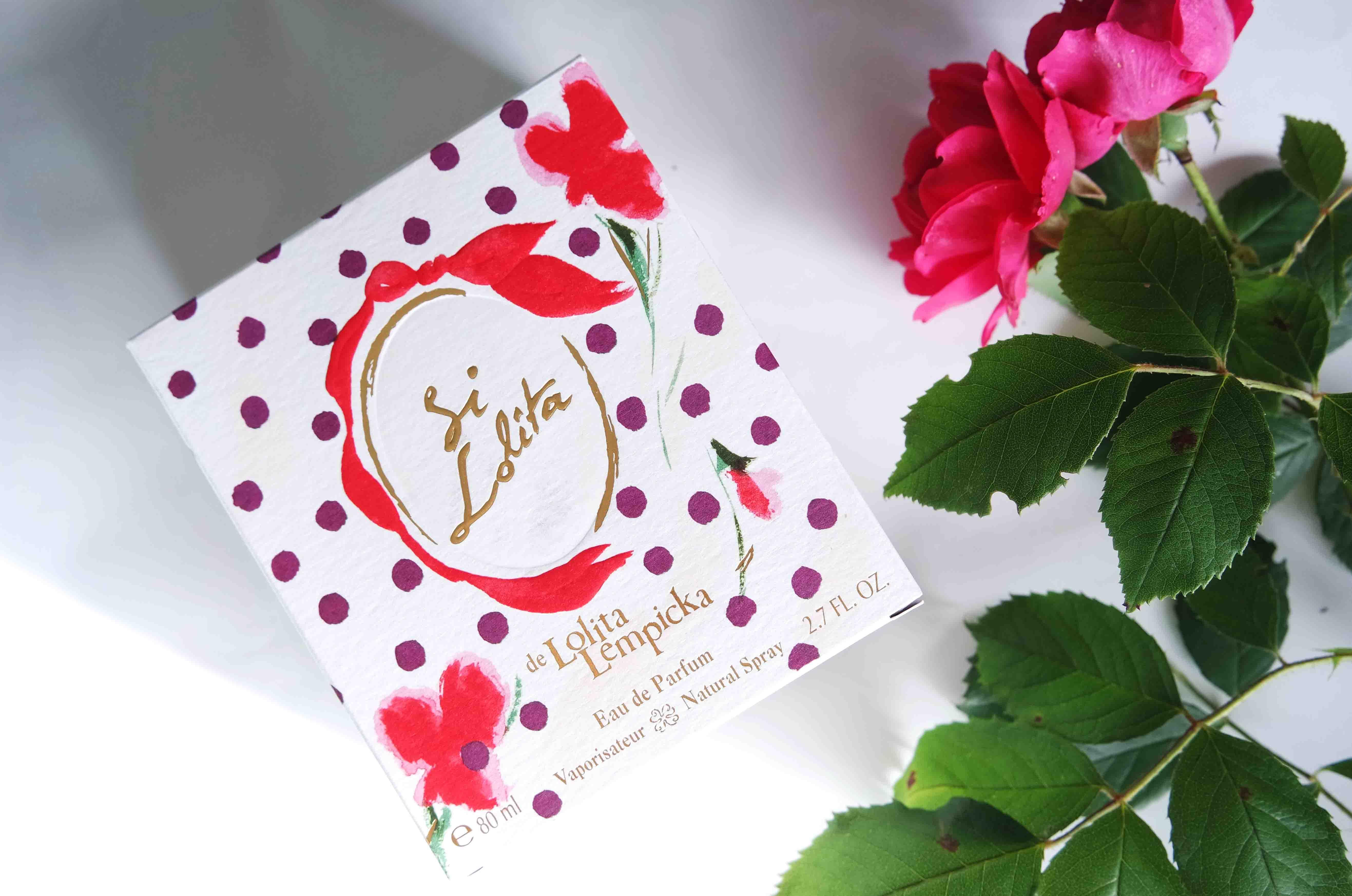 Verpakking Si Lolita van Lolita Lempicka