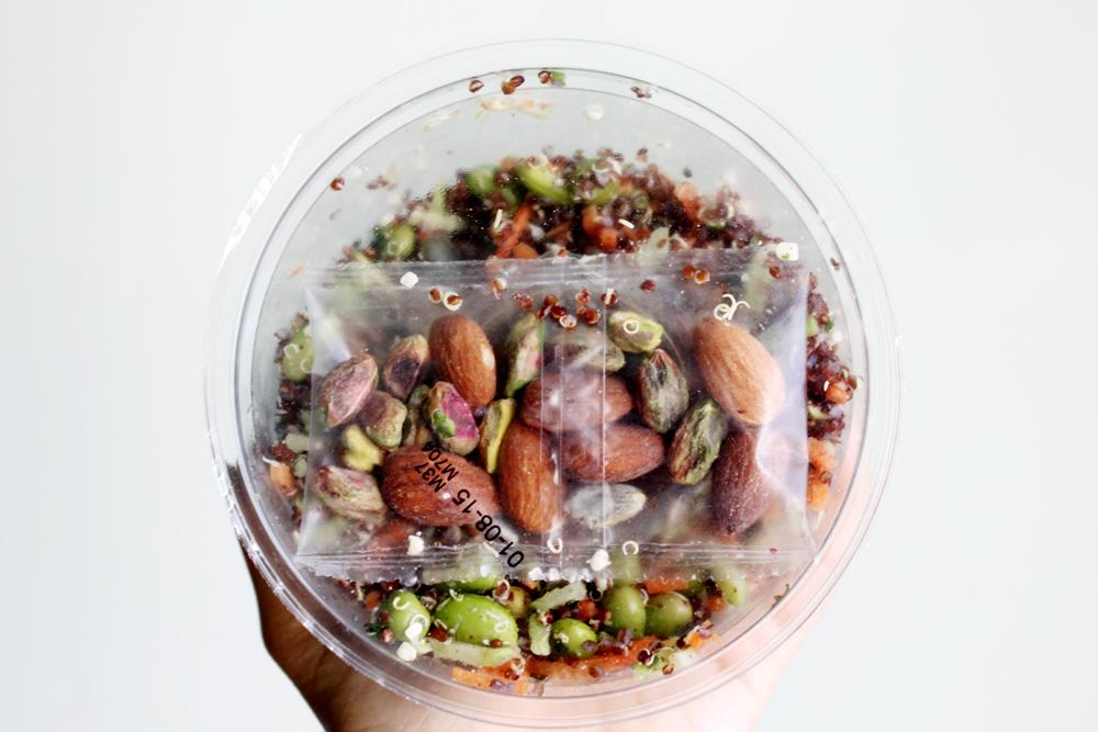 Quinoa salade 1