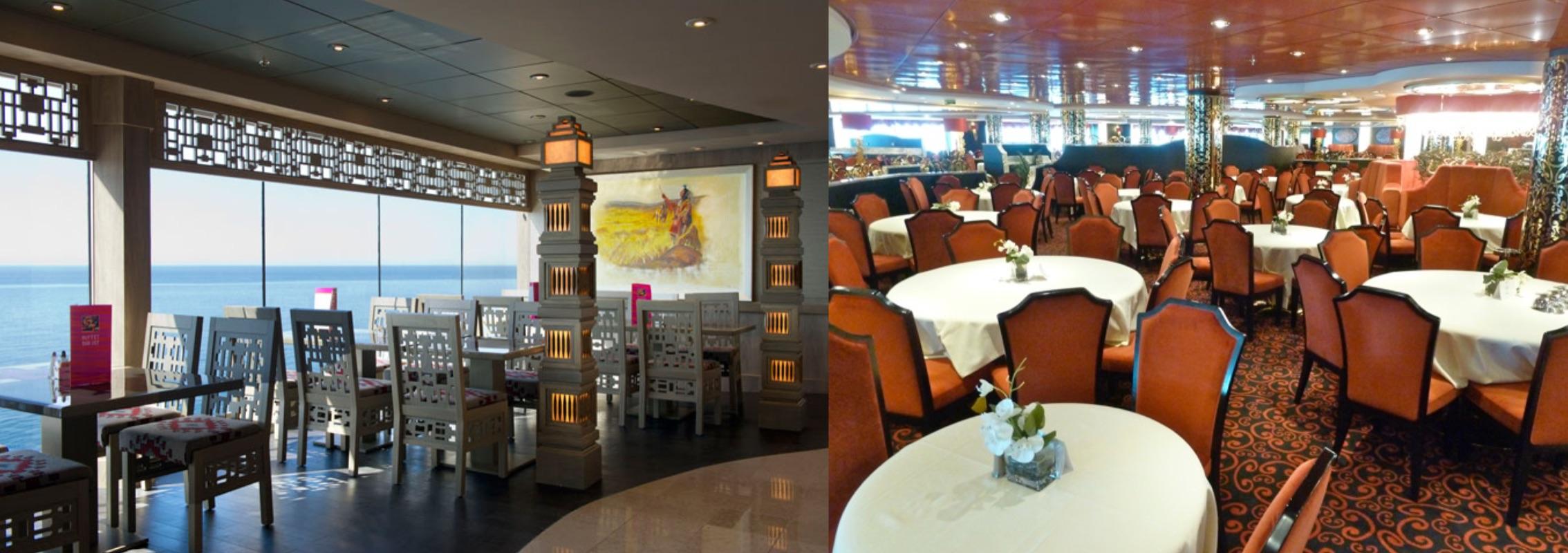 Restaurants MSC Divina
