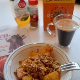 Recept: Ananasontbijt