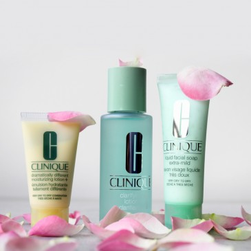 Beauty: Clinique – 3-Step System