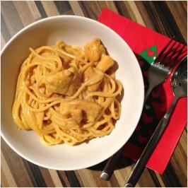 Recept: Kip Curry