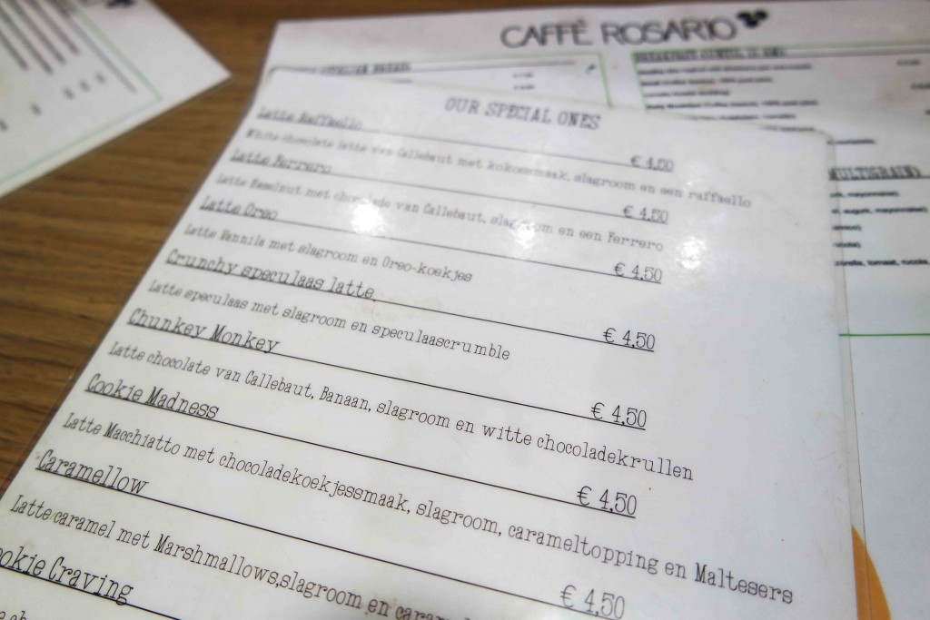 Caffè Rosario Gent