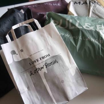 Sale haul: Geshopt in Gent