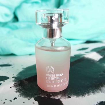 Parfum: White Musk Libertine, TBS