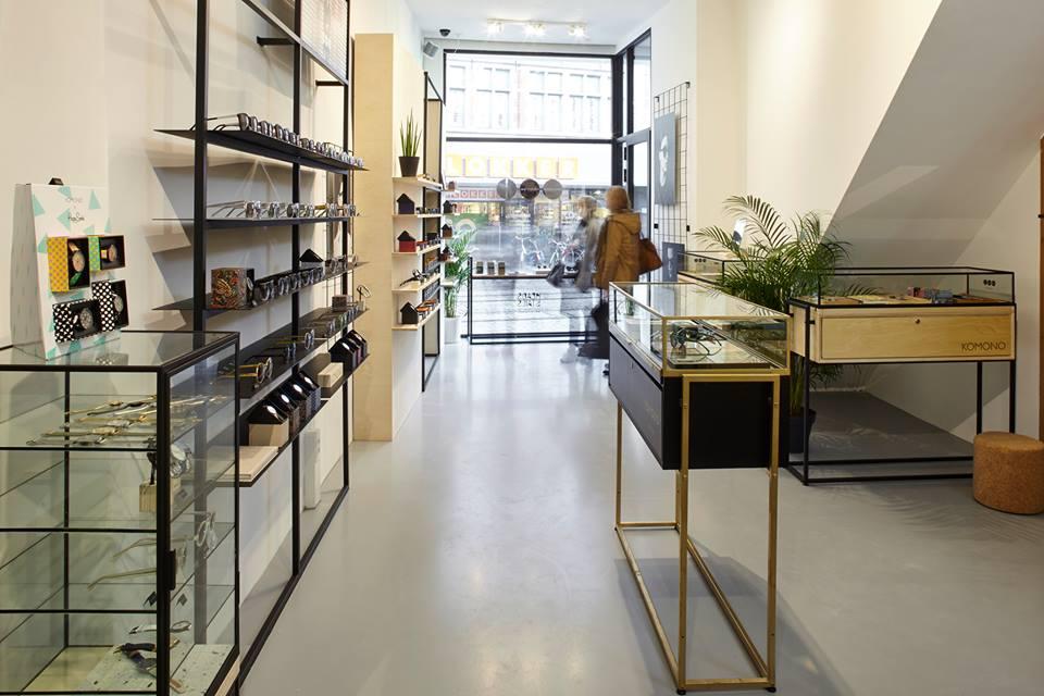 bron: Facebookpagina Komono Store Gent