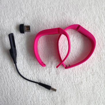 Health: Fitbit Flex