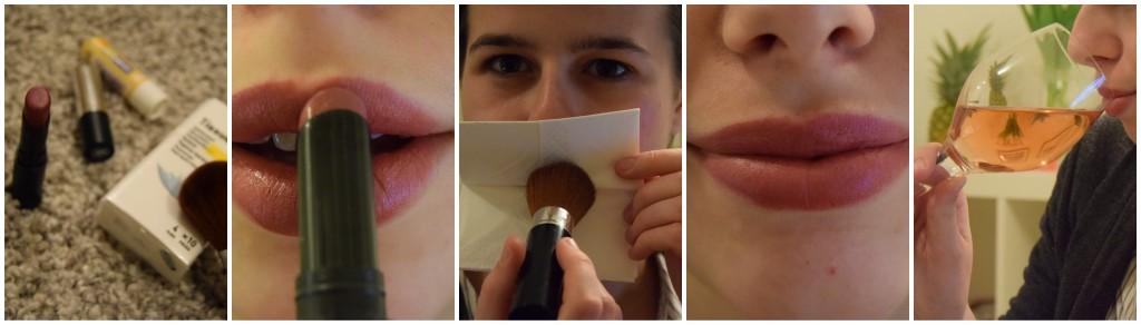 beauty hacks long lasting lipstick