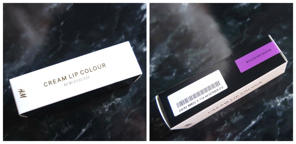 Cream Lip colour H&M: Mauveine Queen