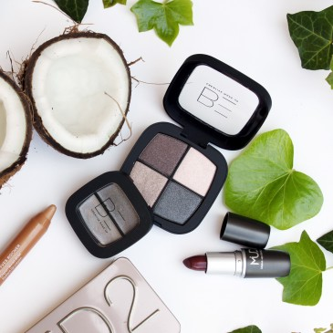 Make-up: Be Creative Make up – Eyeshadow Quad