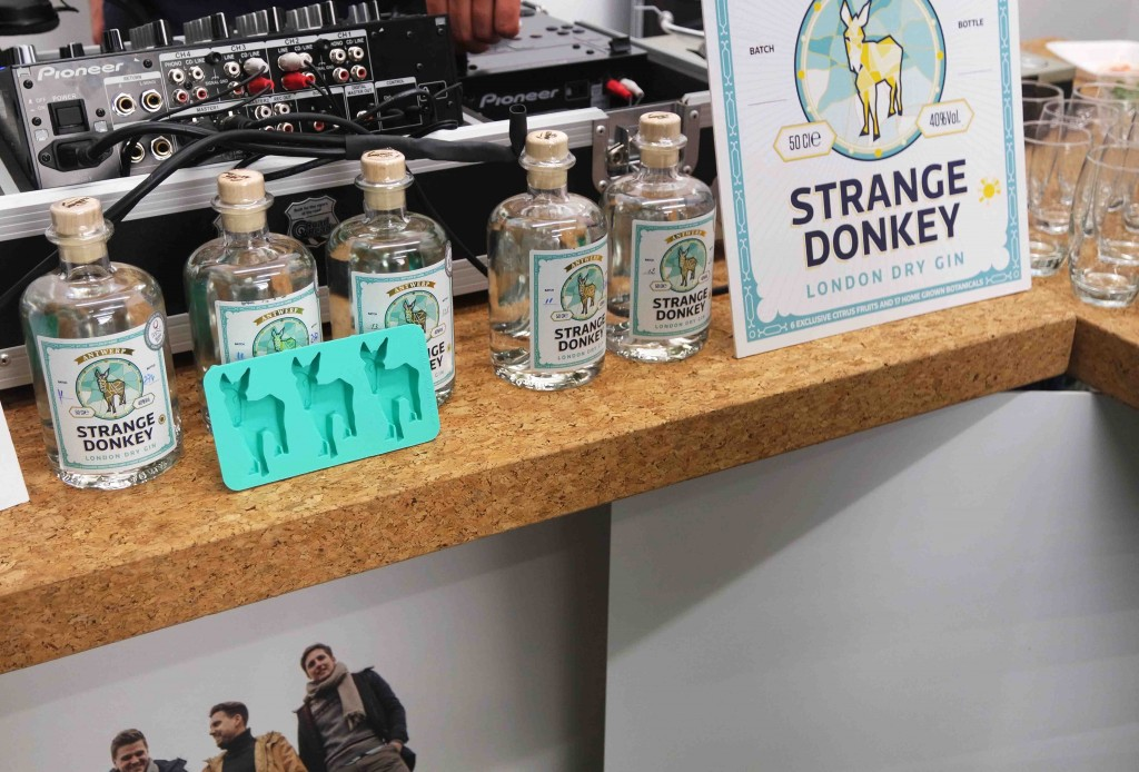 Strange Donkey Gin