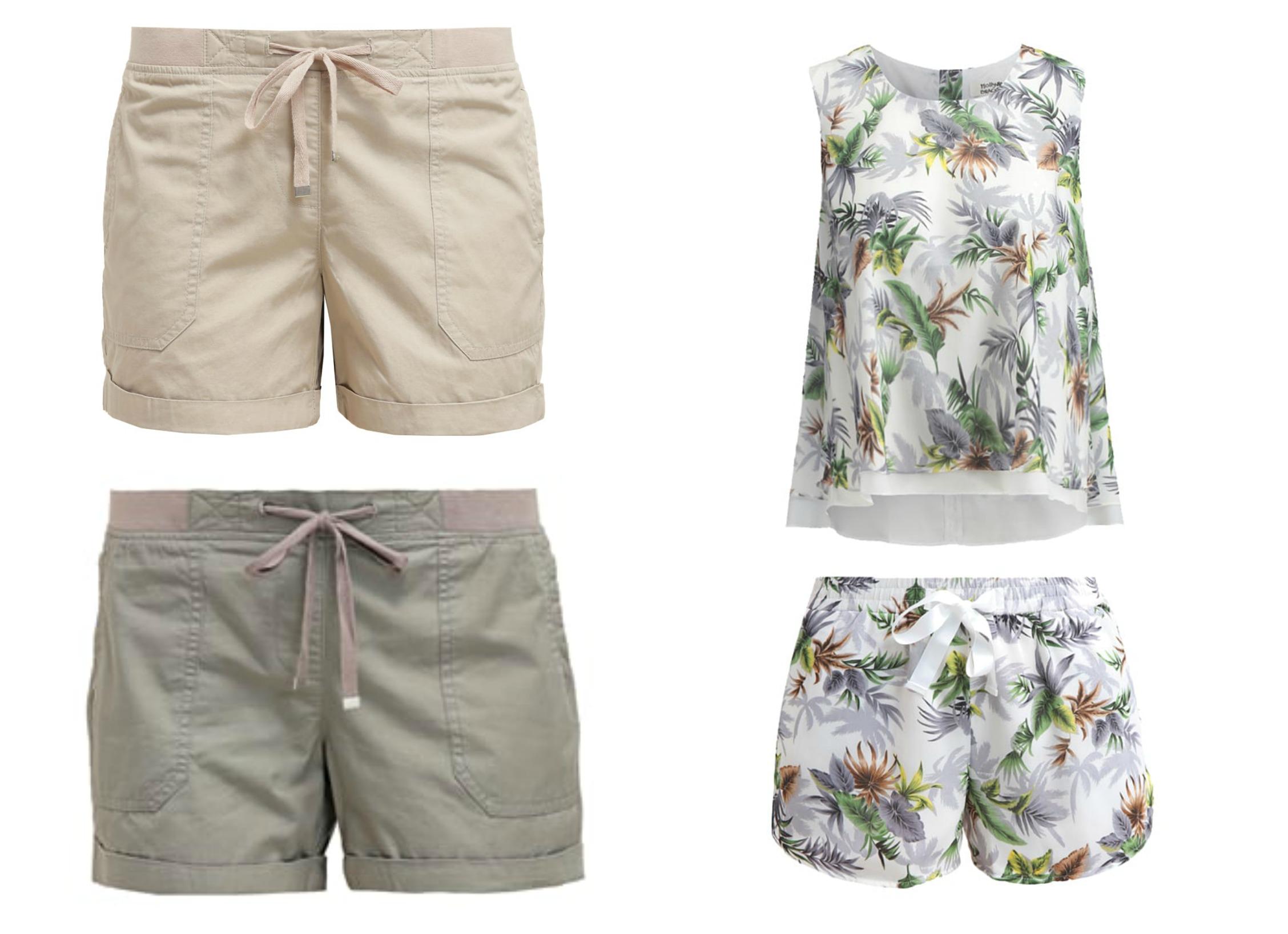 wishlist shorts