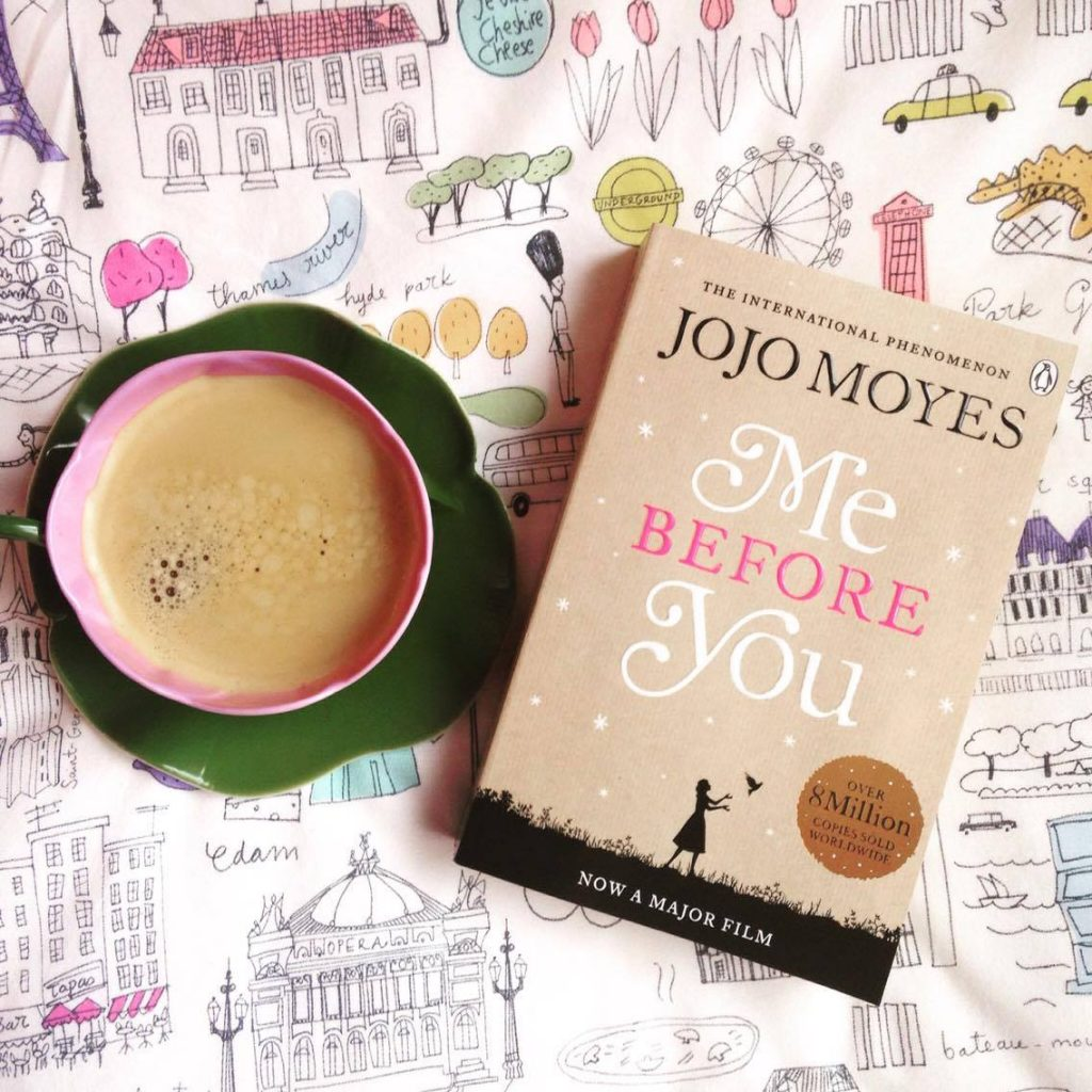 Novel Me Before You
