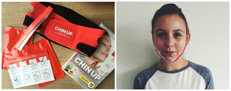 Collage maandag Chin Up
