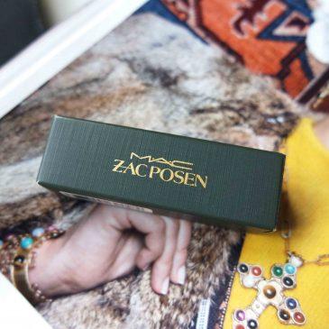Make-up: MAC x Zac Posen