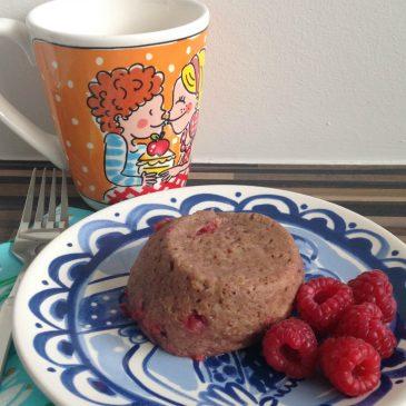 Recept: Mug cake