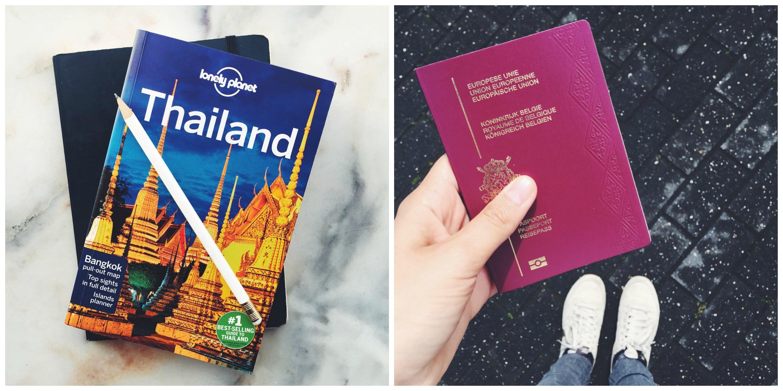 Collage Thailand