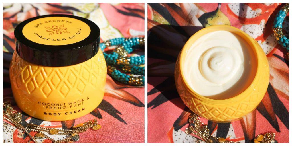 Miracles of Bali Body cream