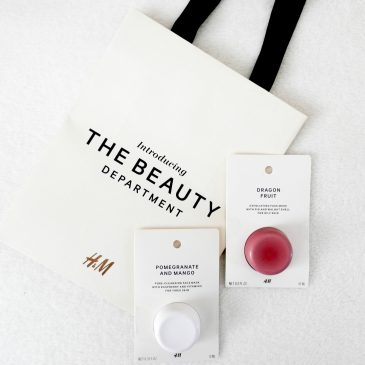 Beauty: H&M Face Masks