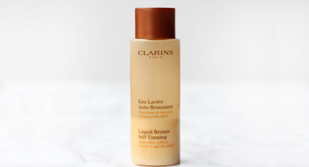 Clarins - Liquid Bronze Self Tanning