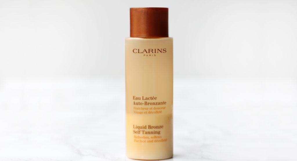 Clarins - Liquid Bronze Self Tanning