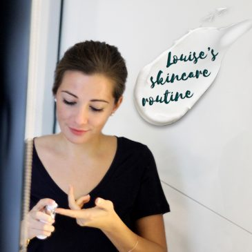 Beauty: Louise's skincare routine
