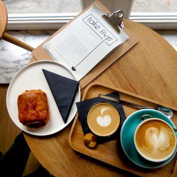 Hotspot: Espressobar Take Five