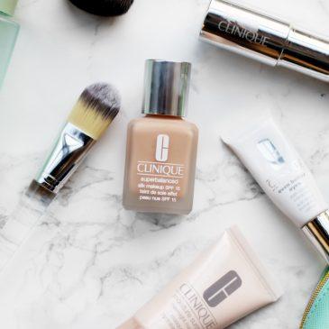 Make-up: Clinique – Superbalanced Silk Make Up SPF15