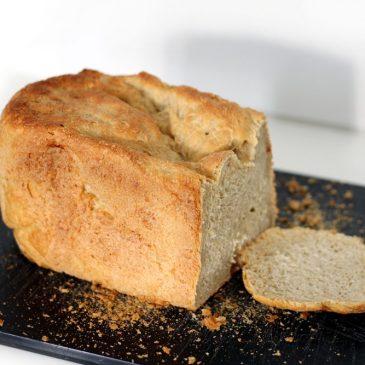 Recept: zelfgemaakt brood met Aveve
