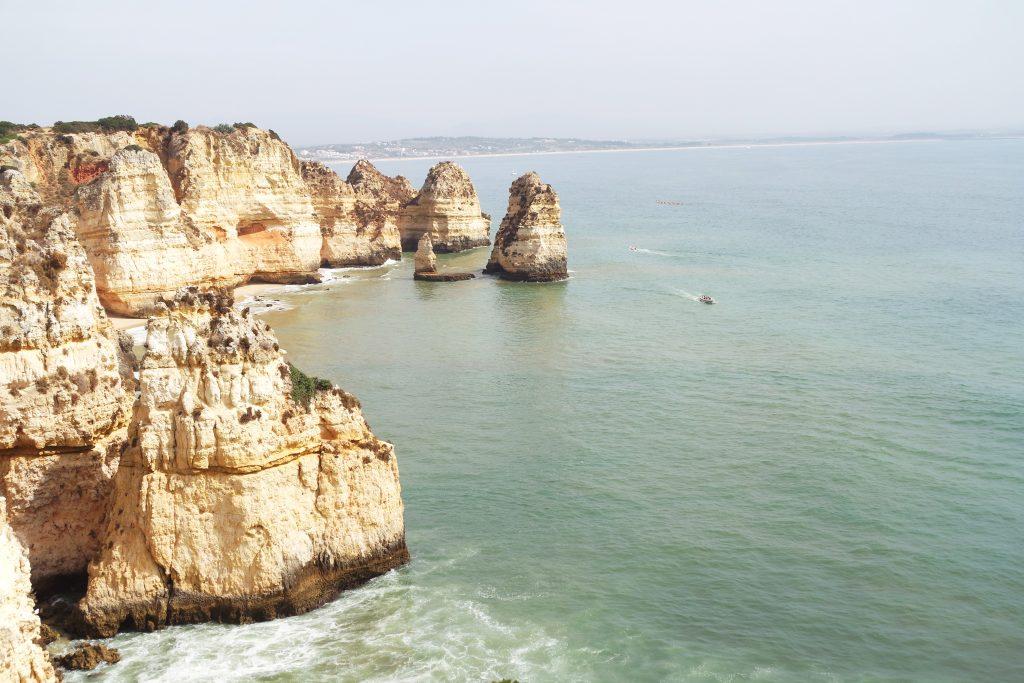 Portugal Lagos Ponta da Piedade