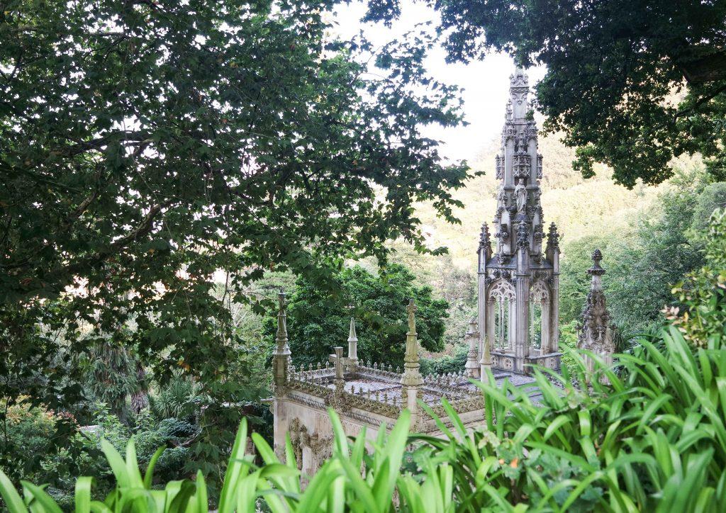 Quinta da Regeleira Sintra Portugal