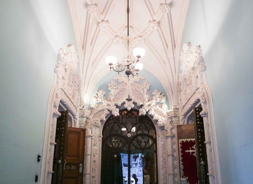 Quinta da regeleira Portugal Sintra