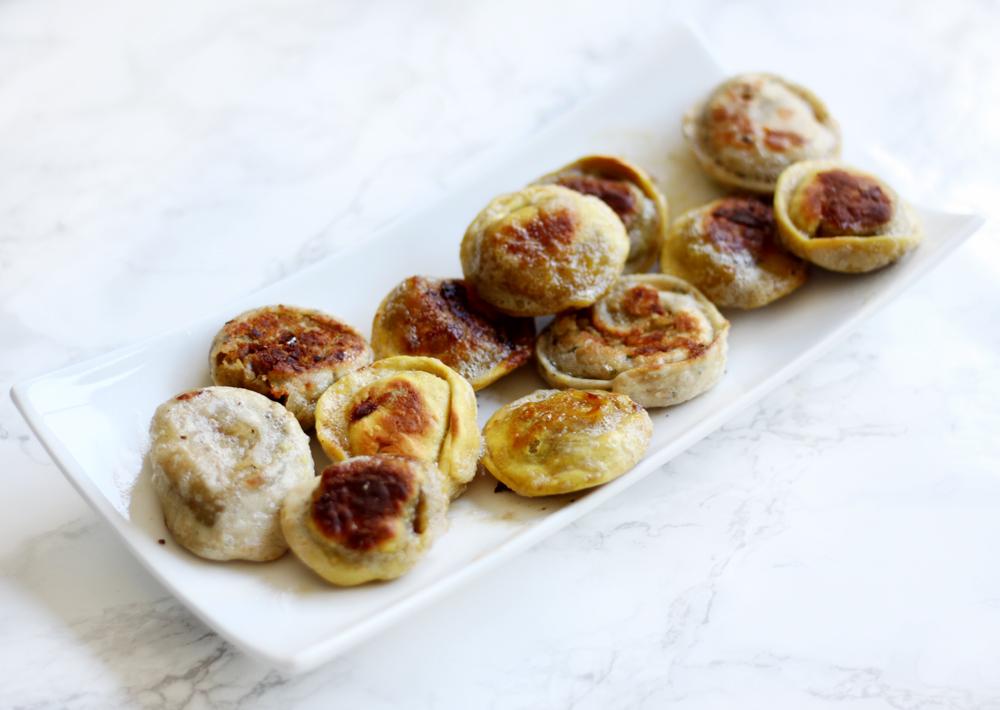 Davai dumplings