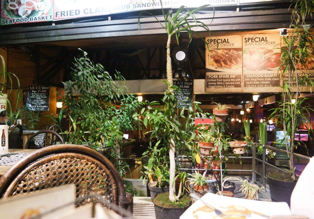Mini Restaurant Bali