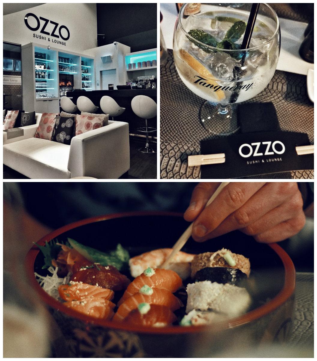 OZZO sushi & lounge