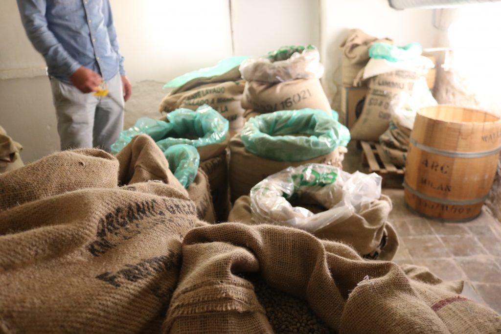 Koffiebranderij Vandekerckhove