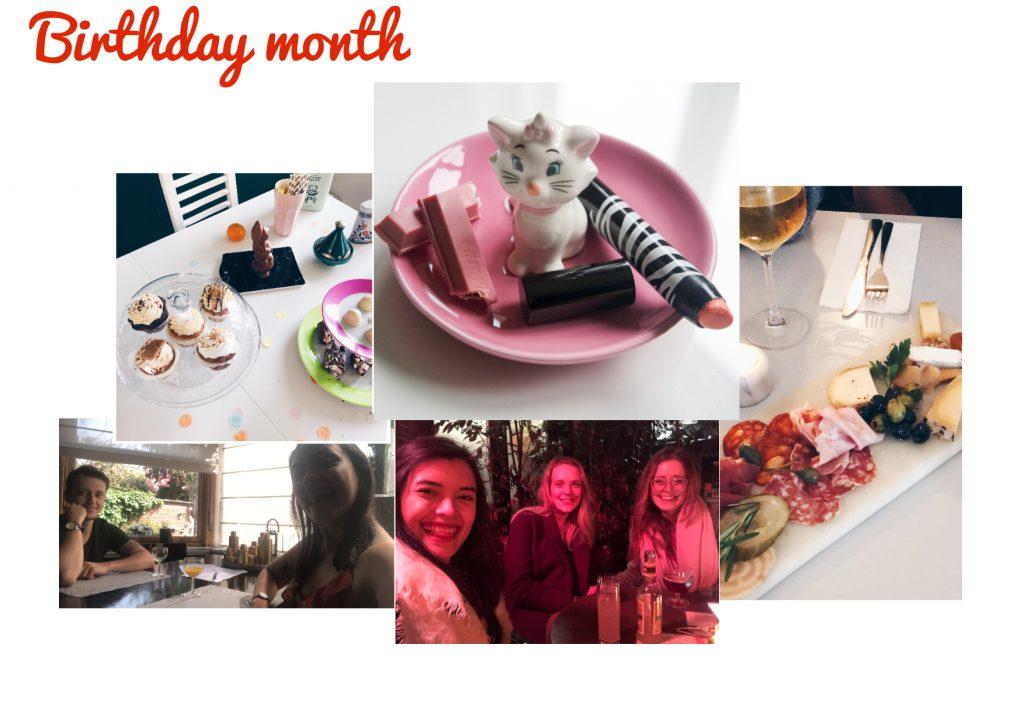Verjaardag Gast - Julie's House cupcakes