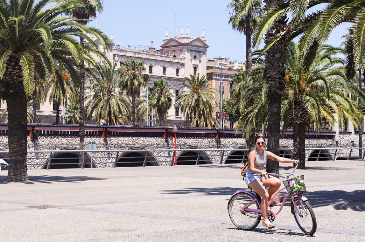 Barceloneta urban