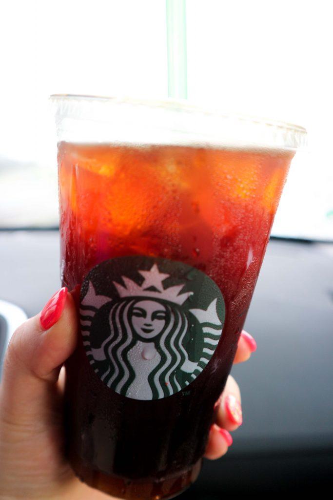 Sharing Sunday Starbucks