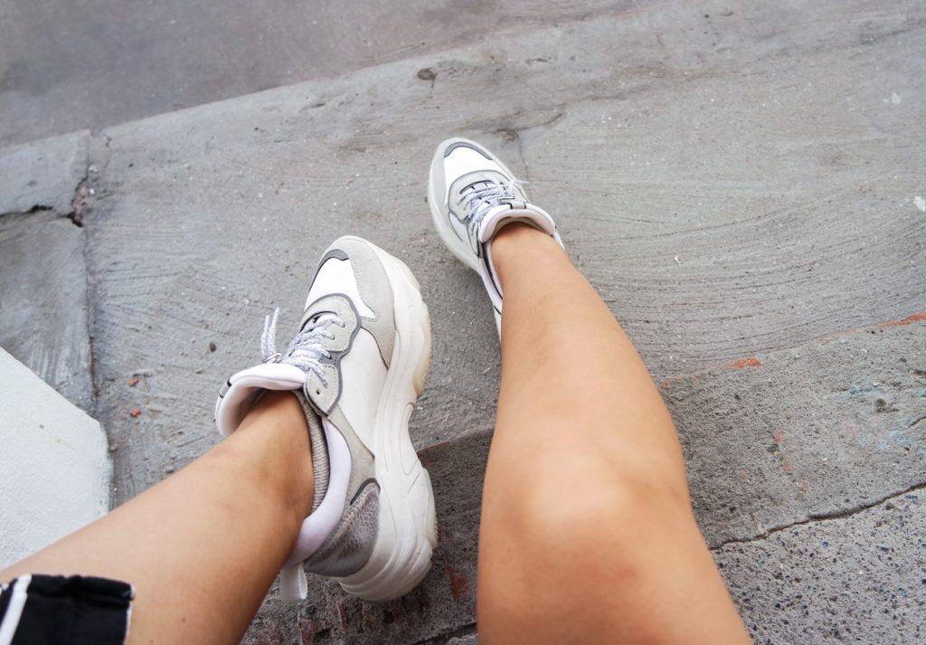 Sacha dad sneakers